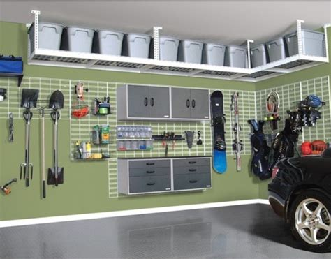 Garage Storage Garage Organization Ideas