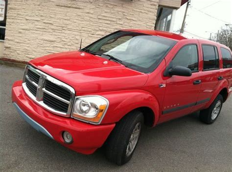 car engine repair manual 2006 dodge durango auto manual buy used 2006 dodge durango 6 cylinder 3 7 engine in nashville tennessee united states