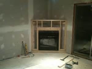 build a fireplace living room living room design with corner fireplace and