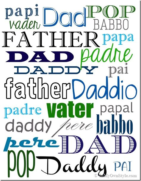 Free Printable Wrapping Paper Father S Day | diy father s day gift tag free printable gift wrap in