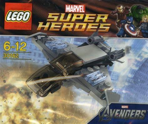 Lego Original Quinjet 30304 Polybag Marvel Superheroes 30162 1 quinjet brickset lego set guide and database
