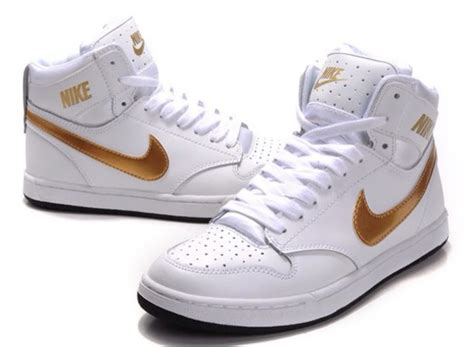 shoes nike running shoes nike high tops gold shoes