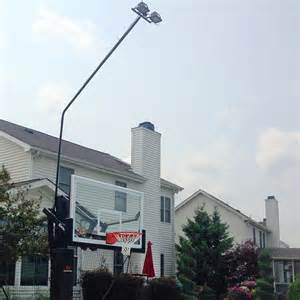 outdoor basketball lights goalrilla dc72e1 basketball goal store
