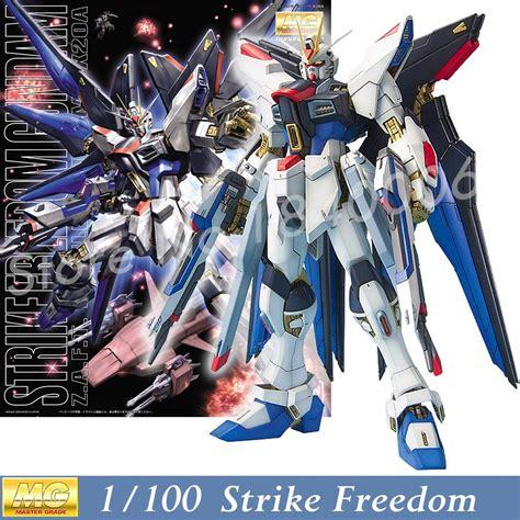 new mobile suit gundam daban 1 100 mg gundam mb ver detail strike freedom fighter