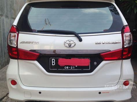 2016 Toyota Avanza Veloz 1 5 Mt jual mobil toyota avanza 2016 veloz 1 5 di jawa barat