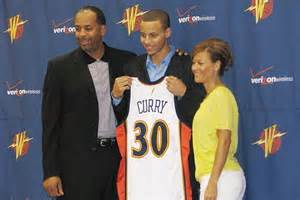 Steph curry dell curry steph s hot mom