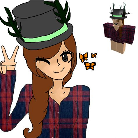 Sketches Roblox Character by Roblox Characters 1 Ambriel By Katiequacks On Deviantart