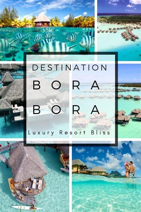 bora bora best resort bora bora resorts
