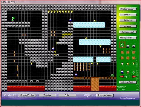 tutorial construct 2 juego plataformas mucs16 intereses ociosos sobre la informatica crear tus