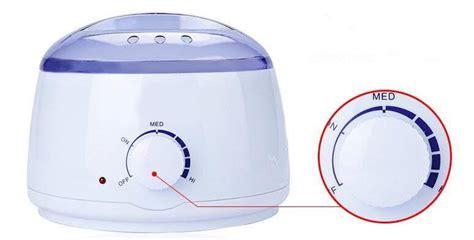 Alat Waxing alat pemanas biji wax untuk perawatan di rumah lebih praktis dan mudah harga jual