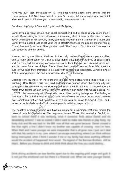 themes the story of tom brennan tom brennan essay introduction