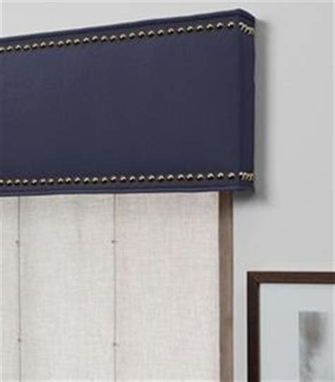 Upholstered Cornice Board 1000 Images About Cortinas On Valances