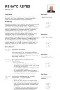 Underwriter Trainee Sle Resume by Underwriter Resume Templates For Ms Word Resume Templates Insurance Resume Sles Visualcv