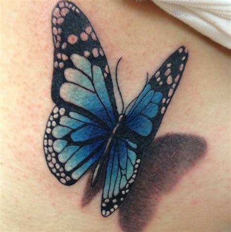 tattoo 3d papillon 3d butterfly tattoo tattoos pinterest butterfly 3d