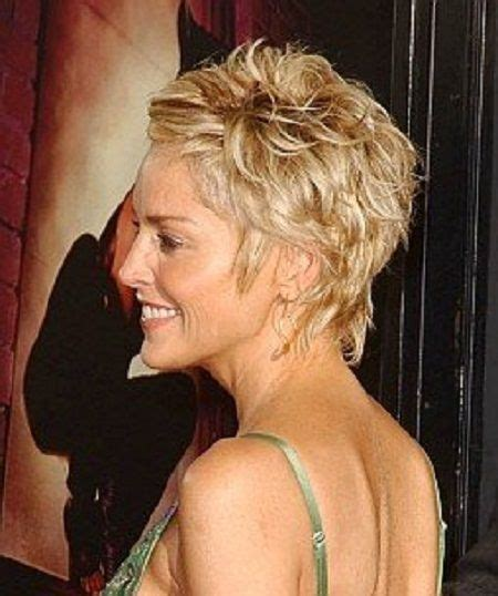 sharon stone hairband 204 best images about short hairstyles women over 50 on