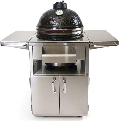 kamado joe stainless steel table best 25 stainless steel grill ideas on