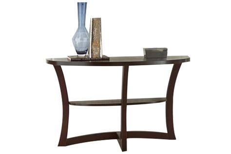 espresso sofa tables espresso sofa table at gardner white