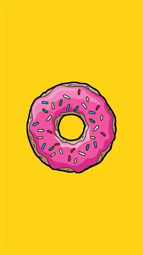 donut wallpaper pinterest donut wallpaper i use it right now ᴘʜᴏɴᴇ ᴡᴀʟʟᴘᴀᴘᴇʀs