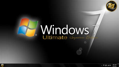 themes for windows 7 ultimate clock simawar simawar share the knownledge