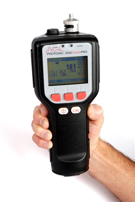 Voc Detector photovac releases new 2020combopro low cost