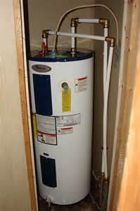 mobile home water heater my commentary and technical help replacing a mobile home
