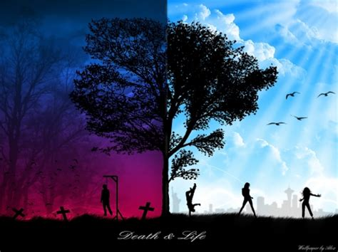 download life and death wallpaper gallery
