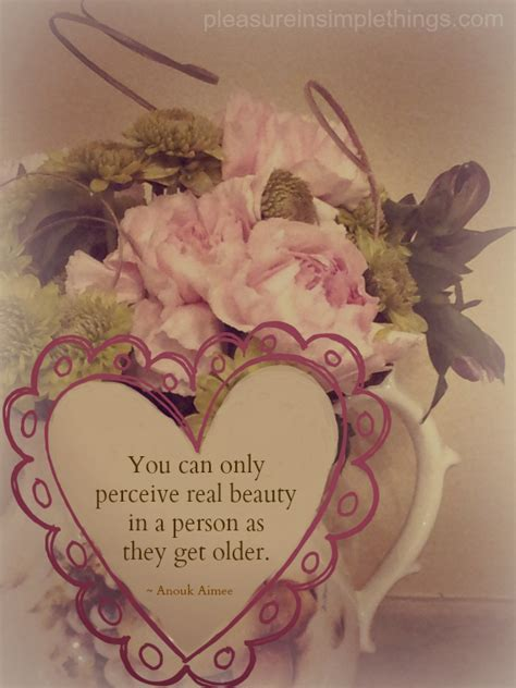 valentines day quotes for elderly a delivery pleasure in simple things