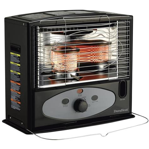 duraheat 10 000 btu portable radiant kerosene heater