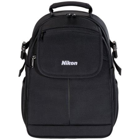 nikon bags and cases nikon 17006 compact dslr backpack walmart