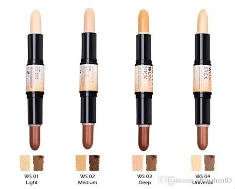 Product Find Faced Magic Wand Foundation 3 by Nyx Stick Concealer Highlight Contour Stick