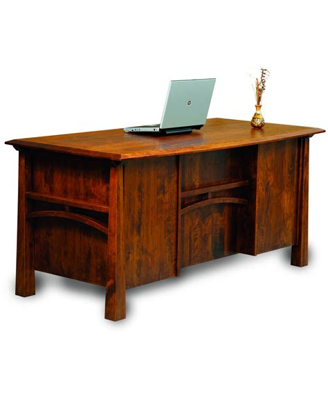 Artesa Executive Desk Amish Direct Furniture Amish Desk