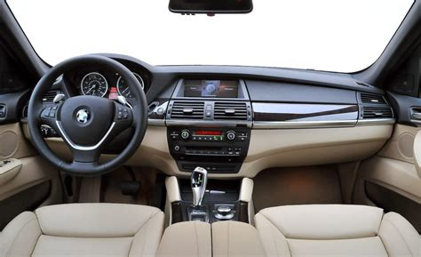 x6 interior car and driver