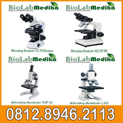 Mikroskop L301 Monokuler jual mikroskop digital murah biolab medika