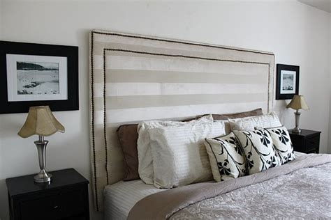 striped upholstered headboard great ideas favorites 1 pallet furniture collection