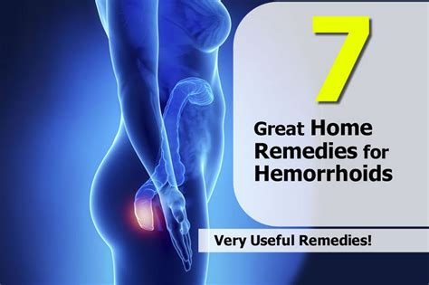 7 great home remedies for hemorrhoids