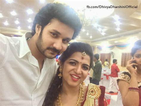 Divyadarshini dharshini neelakandan marriage vows