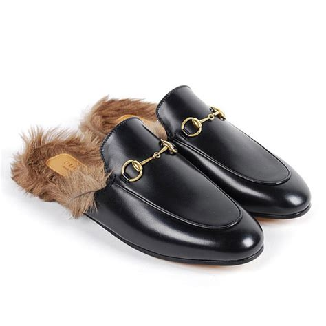 Faux Fur Loafers shoes fur slip on shoes loafers slip on loafers fur