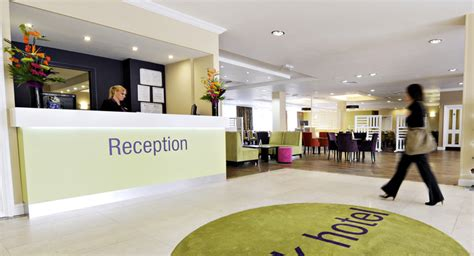 hotel reception desk design furnotel