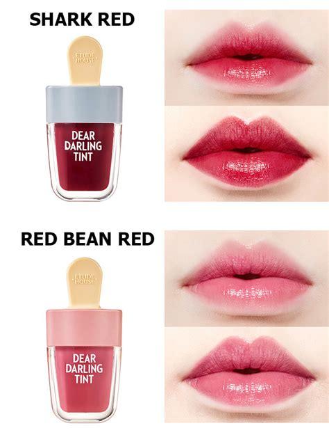 Jual Lip Tint Dear by Korean Box Etude House S Dear Water Gel