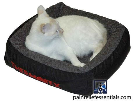 small pet bed small thermotex pet bed infrared comfort for your pet