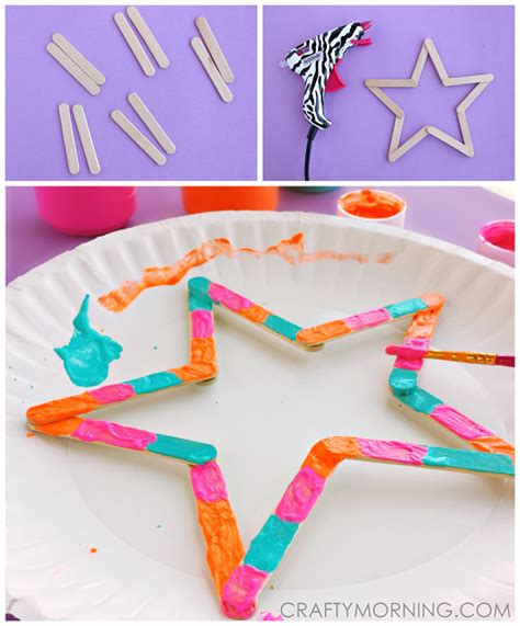 craft with popsicle sticks mini popsicle stick craft
