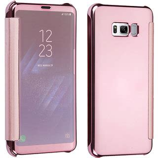 Oppo A37 A37f Shockproof Armor Clear Soft Casing C Murah luxury clear view sensor working mirror flip cover for samsung galaxy s8 plus gold