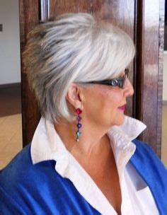 hair colors for 50 plus best 25 short gray hairstyles ideas on pinterest