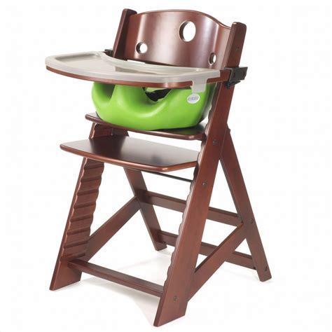 high chair keekaroo height right high chair tray infant insert mahogany