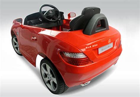 Kinder Auto Mit Fernsteuerung by Mercedes Slk Kinder Elektroauto Kinderauto
