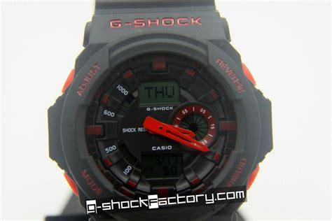 Casio G Shock Ga 100 Glx 150 g shock ga 150 black by www g shockfactory