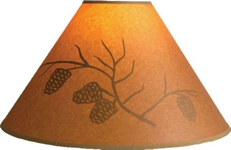 pine cone l shade 20 best l shades images on pinterest l shades