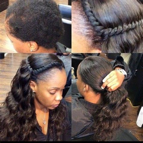 www yayhairstyles com permed 1000 ideas about quick weave on pinterest wigs half