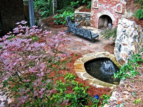 backyard ponds and fountains cool ponds pools and fountains for the backyard diy