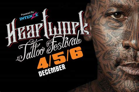 tattoo convention delhi heartwork tattoo festival a tattoo and ink convention
